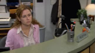 Watch Pam GIF on Gfycat. Discover more related GIFs on Gfycat