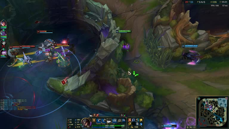 Assist, Gaming, Kill, LeagueOfLegends, Overwolf, Twisted Fate, Check out my video! LeagueOfLegends | Captured by Overwolf GIFs