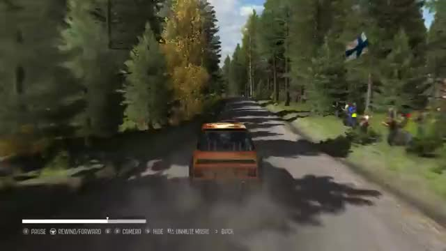 Watch Dirt rally corkscrew flip GIF on Gfycat. Discover more Dirt Rally GIFs on Gfycat