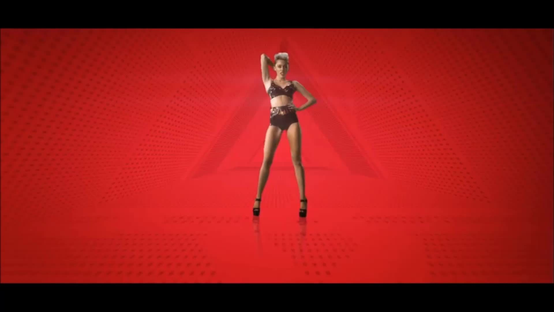 celebritylegs, mileycyrus, Miley can really work those legs. (gif) (reddit) GIFs