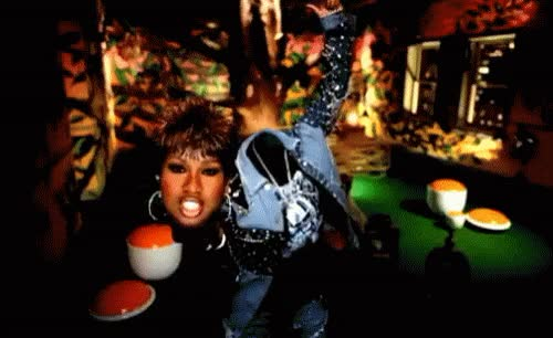 Watch and share Missy Elliot GIFs on Gfycat