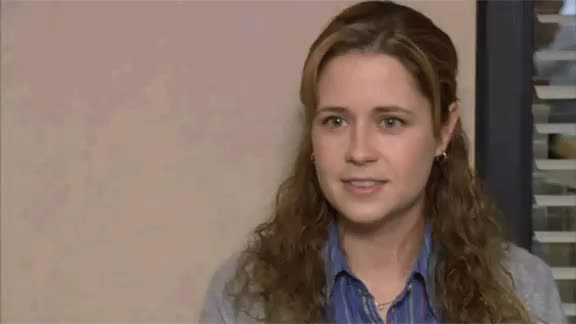 Watch and share Jenna Fischer GIFs by mistere42069 on Gfycat