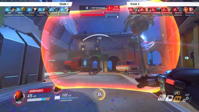 Watch and share Overwatch GIFs by mccreempie on Gfycat