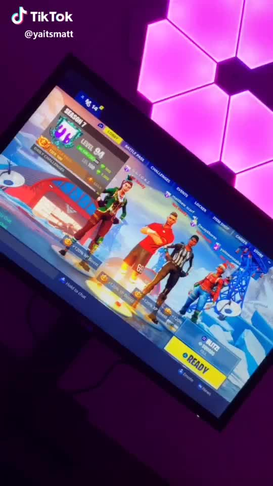 Watch and share Fortnitebr GIFs and Videogame GIFs by TikTok on Gfycat