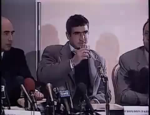 Watch and share Eric Cantona GIFs on Gfycat