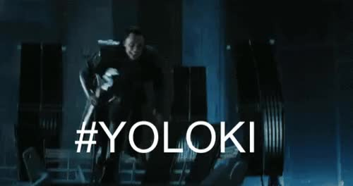 Watch this trending GIF on Gfycat. Discover more loki GIFs on Gfycat