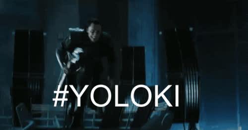 loki, yolo GIFs