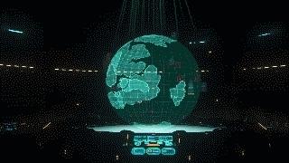 Planetside, briggs, ps2cobalt, Sanctuary: Hologlobe GIFs