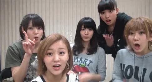 Watch and share Photo  ()#ºc-ute#oc-ute#c-ute#hagiwara Mai#suzuki Airi#okai Chisato#yajima Maimi#nakajima Saki#h!p#hel GIFs on Gfycat