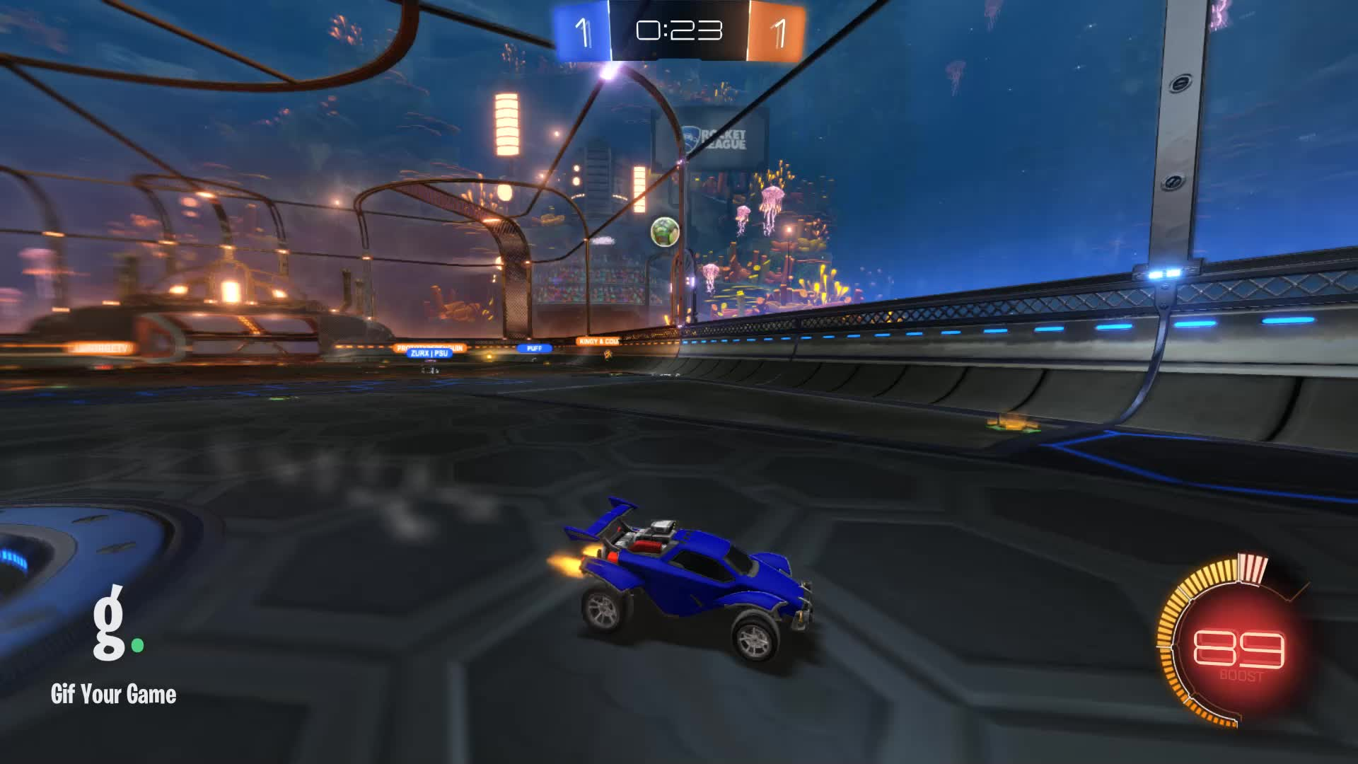 Assist, Gif Your Game, GifYourGame, Rocket League, RocketLeague, Smite, Assist 1: Smite GIFs