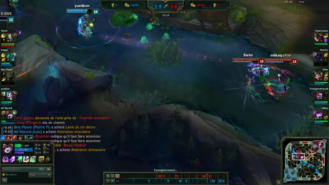 The new lethality is broken on Jayce #1