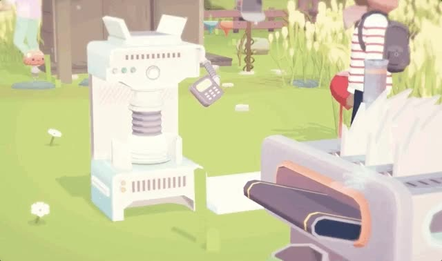 Watch and share Ooblets - Machine GIFs by Wes on Gfycat