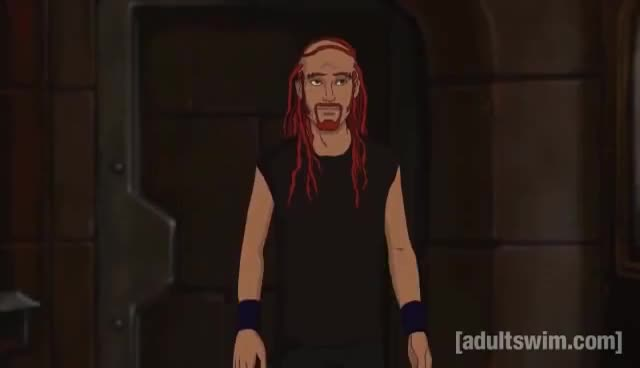 Dethklok, Metalocalypse, adultswim, pickles, Pickles uh totally GIFs