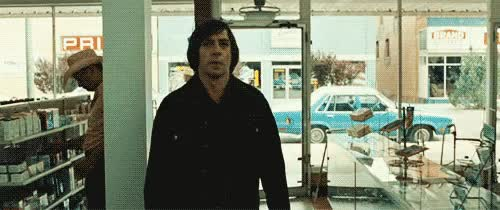 Watch anton chigurh GIF on Gfycat. Discover more related GIFs on Gfycat