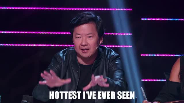 Watch this masked singer GIF by The Masked Singer on FOX (@maskedsinger) on Gfycat. Discover more feels, hot, ken jeong, masked singer, nailed it, sexy, the masked singer, the masked singer on fox GIFs on Gfycat