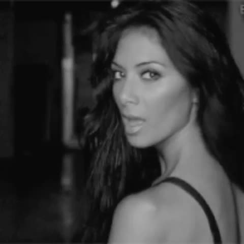 Nicole Scherzinger, black and white, flirt, sexy, wink, Nicole Scherzinger Wink GIFs