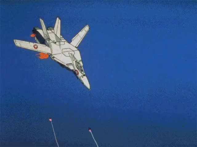 Watch robotech GIF on Gfycat. Discover more related GIFs on Gfycat