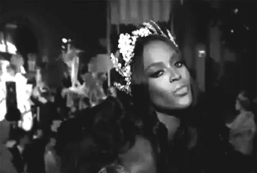 Watch and share Victorias Secret GIFs and Naomi Campbell GIFs by Reactions on Gfycat