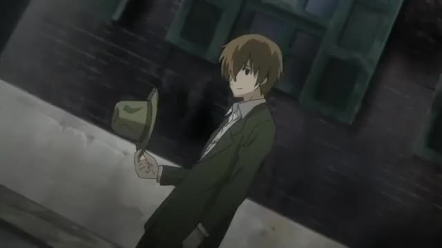 Watch Baccano! E03 - Pavement Licker 2 GIF by neawia on Gfycat. Discover more Baccano, anime GIFs on Gfycat
