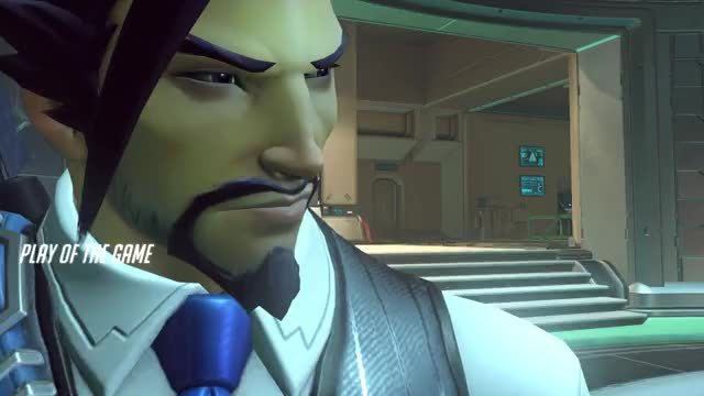 Watch new hanzo 5.2 GIF by @kuotik on Gfycat. Discover more deathmatch, ffa, lunge, new hanzo, overwatch, potg, sharp shooter, snorpod, storm arrow GIFs on Gfycat