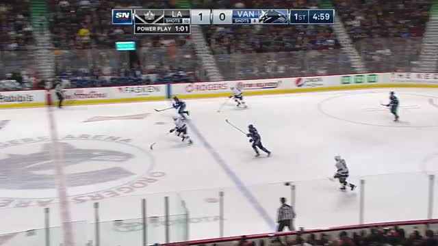 Watch Schaller SH chance GIF by Matt D (@phenomenon98) on Gfycat. Discover more Vancouver Canucks, hockey GIFs on Gfycat