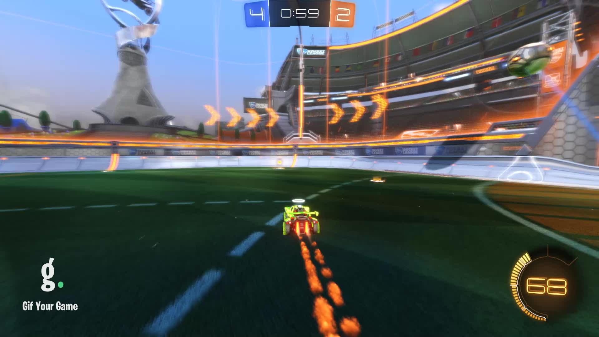Gif Your Game, GifYourGame, Goal, Rocket League, RocketLeague, Zoar, Goal 7: Zoar GIFs
