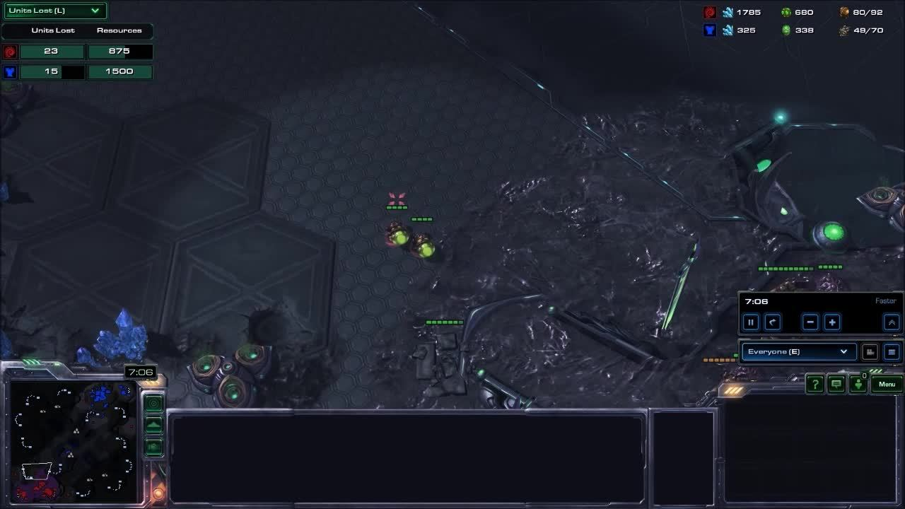 GosuMicro, gaming, starcraft, When you bait the enemy just right (reddit) GIFs