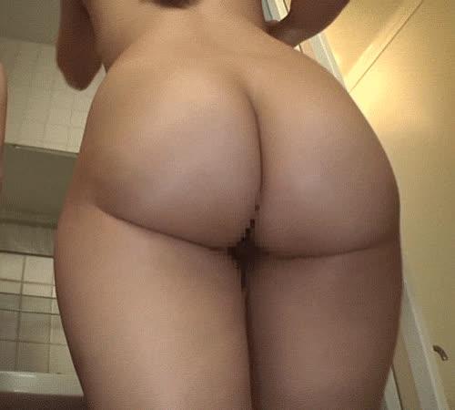 Spectacular Japanese booty...