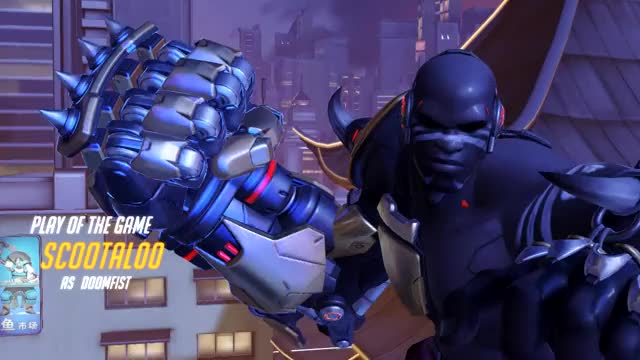 Watch doomfist GIF by @sc3wtal00 on Gfycat. Discover more related GIFs on Gfycat