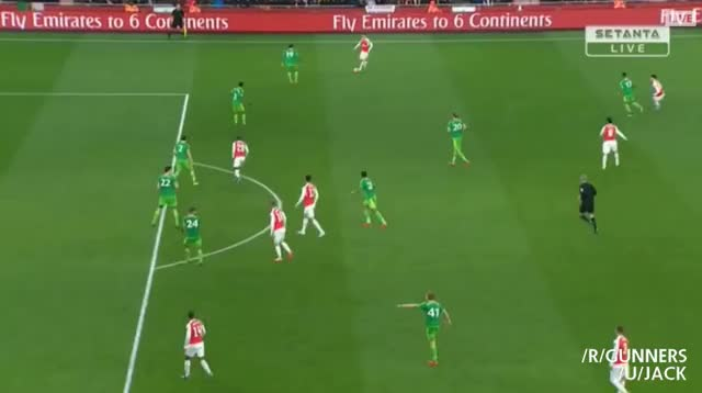 Watch Ramsey's goal vs. Sunderland (reddit) GIF on Gfycat. Discover more HighlightGIFS, highlightgifs GIFs on Gfycat