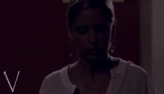 Watch and share Buffy Summers    Fight Song GIFs on Gfycat