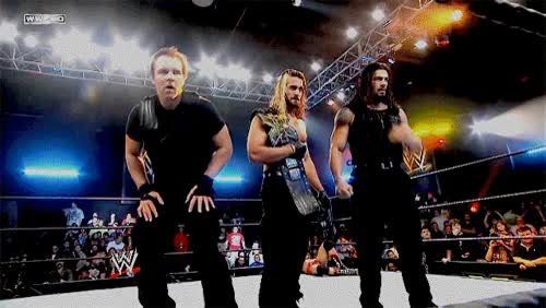 Watch and share Hounds Of Justice GIFs and Lunatic Fringe GIFs on Gfycat