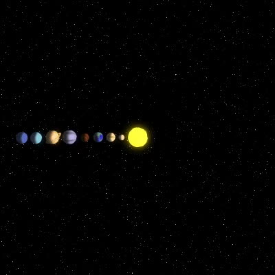 Astrophotography - The Solar System GIFs