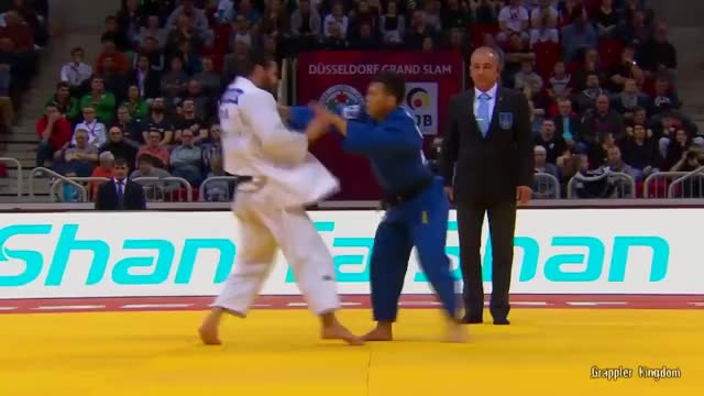 Watch Best ippons in day 1 of Judo Grand Slam Dusseldorf 2019 GIF on Gfycat. Discover more Ippon, Judo GIFs on Gfycat
