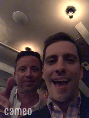 Watch and share Cameo Operations Manager, Bradley Heinz Gives A Double Shout Out To Costa Rica's Call Center GIFs by Richard Blank on Gfycat