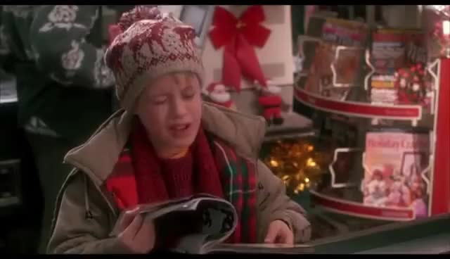 Watch Home Alone kevin shopping GIF on Gfycat. Discover more related GIFs on Gfycat