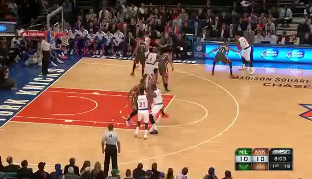 Watch Quincy Dunk GIF on Gfycat. Discover more NBA GIFs on Gfycat