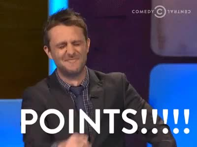 Watch Points GIF on Gfycat. Discover more chris hardwick GIFs on Gfycat