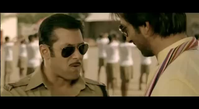 Watch and share Dabangg - Chedi Singh's Offer GIFs on Gfycat