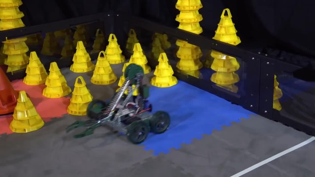 STEM, Vex, education, robot, robotics, robots, VEX In The Zone - 2017-2018 VEX Robotics Competition Game GIFs