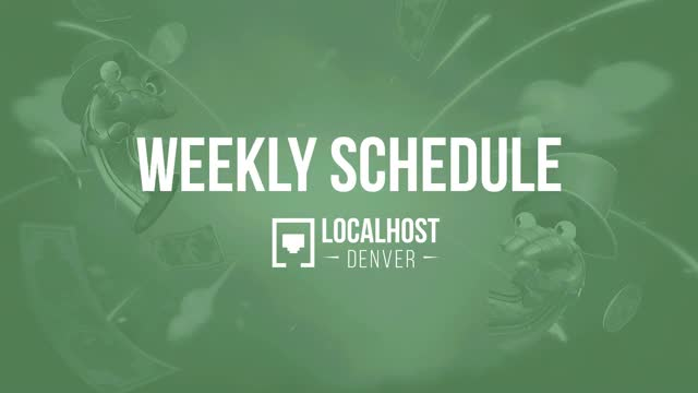 Watch and share LH-Denver-Weekly-Schedule-September-30 (1) GIFs on Gfycat