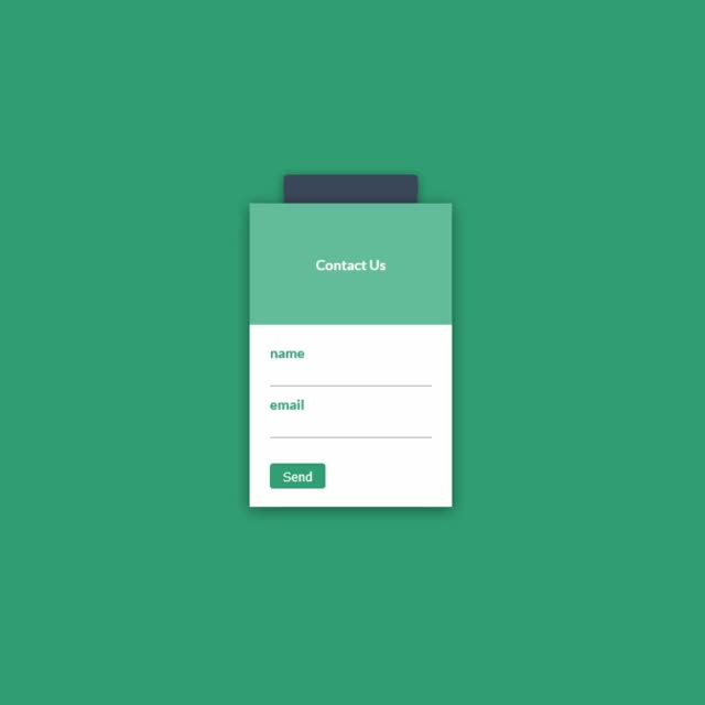 Watch and share Modal Contact Form GIFs on Gfycat