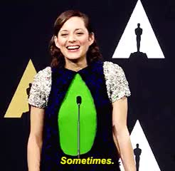 Watch and share Public Appearances GIFs and Marion Cotillard GIFs on Gfycat