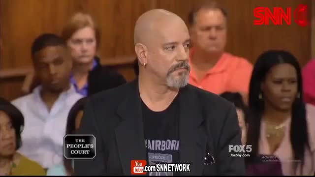 Watch and share Joseph Cumia On People's Court (09 14 2017) GIFs by willybeanes on Gfycat
