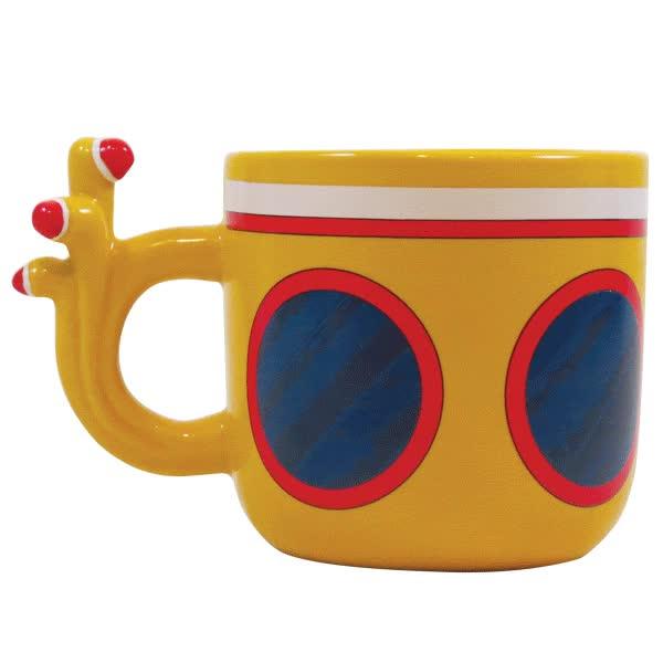 Watch and share Yellow Submarine Mug :: Unemployed Philosophers Guild GIFs on Gfycat