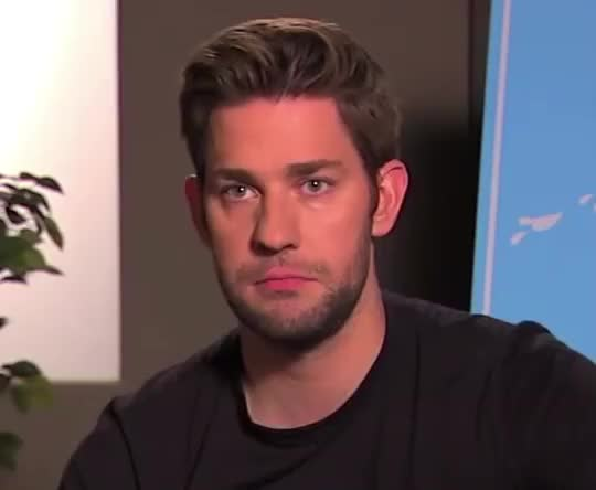 Watch this sad GIF by The GIF Forge (@leahstark) on Gfycat. Discover more John Krasinski, sad GIFs on Gfycat