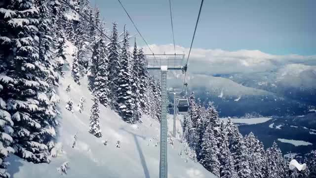 Watch and share Ski Lift GIFs by Moodica on Gfycat