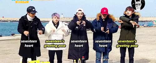 Watch and share Seventeen GIFs on Gfycat