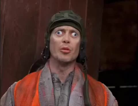 Watch and share Mr Deeds - Crazy Eyes GIFs on Gfycat