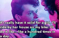 Watch and share Pretty In Pink GIFs and John Hughes GIFs on Gfycat